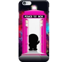 Dr. MON iPhone Case/Skin