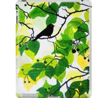 Bird in the Bush iPad Case/Skin