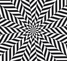 ZigZag Tessellation by Shevaun  Shh!