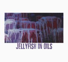 Jellyfish in Oils/ Vivid 2015 One Piece - Short Sleeve