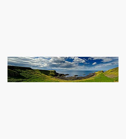 On the way to Giants Causeway Photographic Print