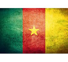 Cameroon - Vintage Photographic Print