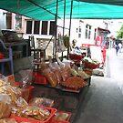 Fish Market at Tai O Hong Kong by Camelot