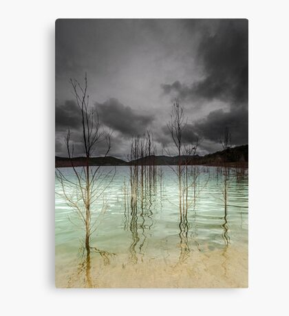 Hinze Dam Gold Coast Qld Australia Canvas Print