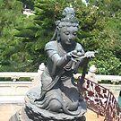 Buddha at Lantau Island by Camelot