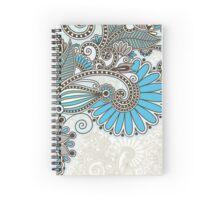Spiral Flora Spiral Notebook