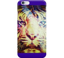 Tiger_8559 iPhone Case/Skin