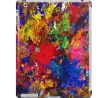 CARNIVAL OF COLOURS 2 iPad Case/Skin