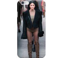 Kylie Jenner Yeezy Season Model iPhone Case/Skin