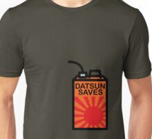 Datsun Saves  Unisex T-Shirt