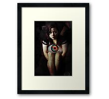 With Eyes to Hear Framed Print