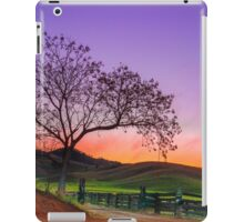 Sunset by the Gate - Gloucester NSW Australia iPad Case/Skin
