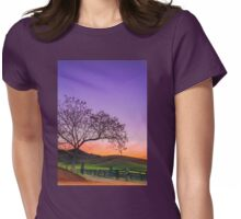 Sunset by the Gate - Gloucester NSW Australia Womens Fitted T-Shirt