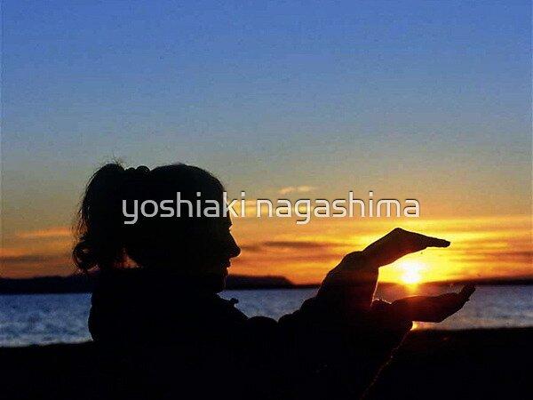 My  sun    、Shan Tar Island, Russia by yoshiaki nagashima
