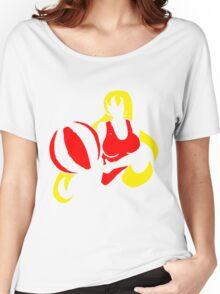 Beachball Beauty Women's Relaxed Fit T-Shirt