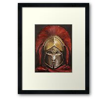 Leonidas  (King of Sparta) Framed Print