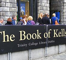 THE BOOK OF KELLS by gracestout2007