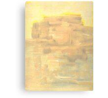 Dell Abode (acrylic) Canvas Print