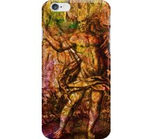 Alchemical Fire - In The Belly Of The Wind iPhone Case/Skin