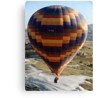 Ballooning in Cappadocia Canvas Print
