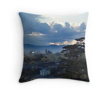 McNeill Bay (2) Throw Pillow