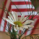 Flower & Flag by EmmaLeigh