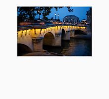 Pont Neuf Bridge - Paris, France Unisex T-Shirt