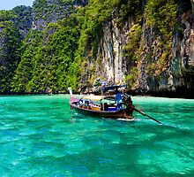 Fishing in Phuket by Paul Pichugin