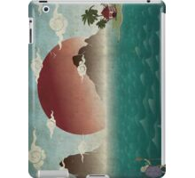 Three Of Seven iPad Case/Skin