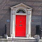 RED DOOR by gracestout2007