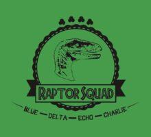 Raptor Squad - Jurassic World Kids Clothes