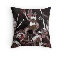 SAMSON ! Throw Pillow