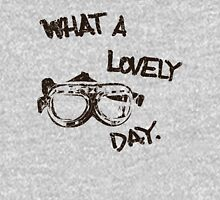 What a lovely day - black T-Shirt