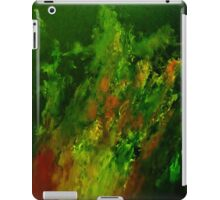 GREEN MOOD iPad Case/Skin
