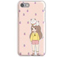 Bee & Puppycat iPhone Case/Skin