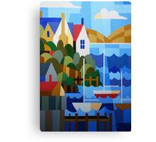 BATTERY POINT, HOBART, TASMANIA Canvas Print