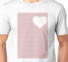 Red Strings Unisex T-Shirt