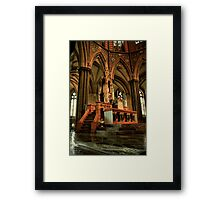 Cathedral #5 Framed Print