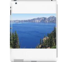 Crater Lake National Park iPad Case/Skin