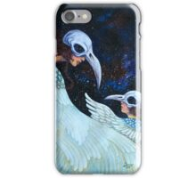 Lullaby of Flight iPhone Case/Skin