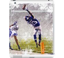 Odell Beckham Jr Catch iPad Case/Skin