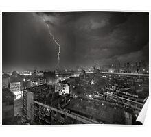 Storm over Bangkok Poster