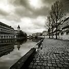 Paris, Quais de la Seine by Laurent Hunziker