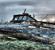 Abandoned by Paul Reay