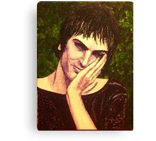 Syd Barrett - Garden Canvas Print