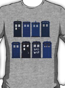 Doctor Who - The TARDIS T-Shirt