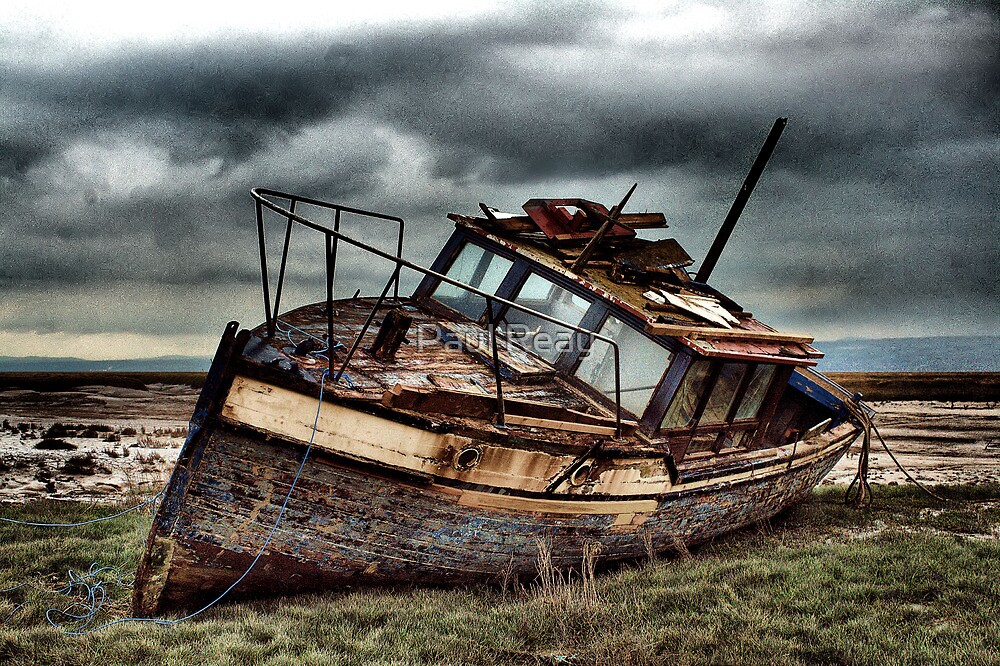 Decay by Paul Reay