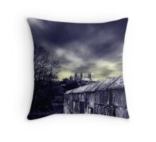 York Minster #2 Throw Pillow