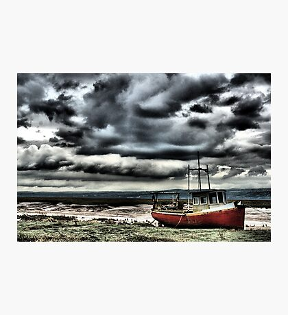 Grounded Photographic Print