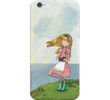 For flowers in your heart iPhone Case/Skin